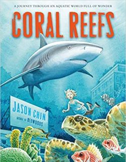 Cover of Coral Reefs book