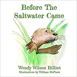 Before the Saltwater Came book cover