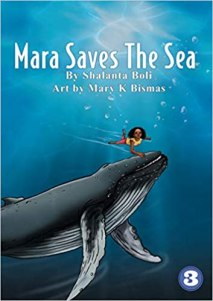 Mara Save The Sea book cover