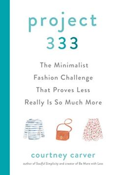 Project 333 book cover