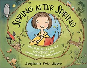 Spring after Spring book cover