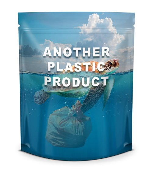 Another plastic product graphic