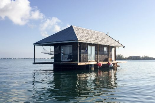 Tiny home on water