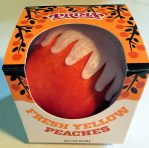 Peach packaging
