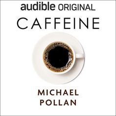 Caffeine audiobook cover