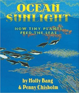 Ocean Sunlight: How Tiny Plants Feed the Seas book cover