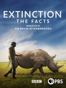 Extinction: The Facts cover art