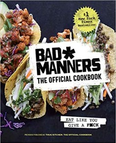 Bad Manners cookbook cover