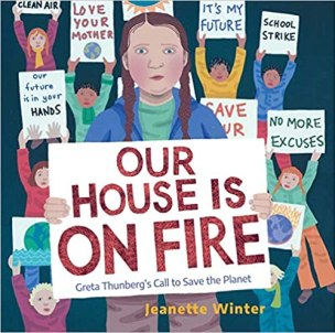Our House is On Fire book cover