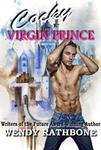 Cocky Virgin Prince by Wendy Rathbone