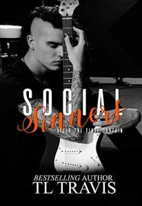 Social Sinners by TL Travis