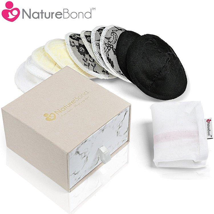 Naturebond Washable Nursing Pads