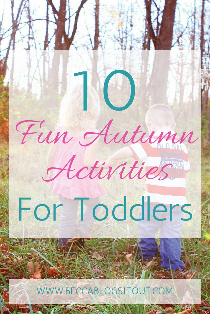 10 Fun Autumn Activities for Toddlers