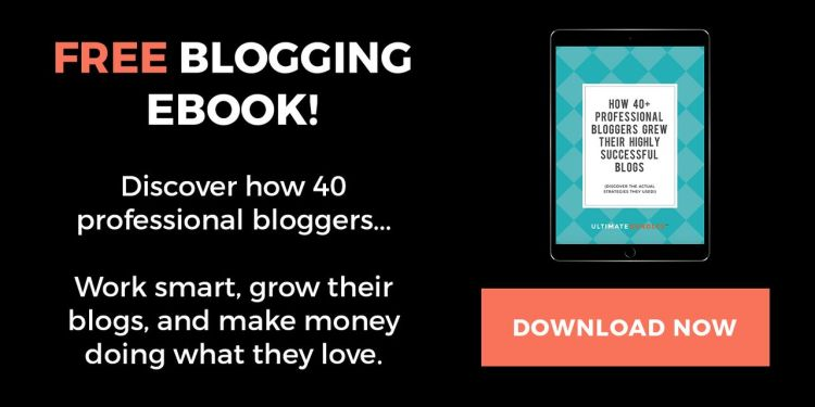 Free Blogging EBook - download here!