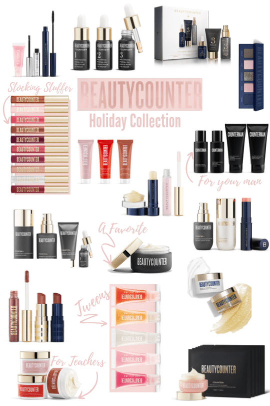 BeautyCounter Holiday Collectiom