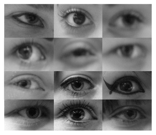 Eye Typology Art & Design