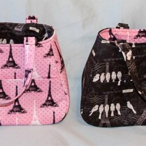 Pink/Black Paris - Swoon Ethel   BeccaBug.com