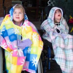 Wheelchair Coat / Cape | BeccaBug.com