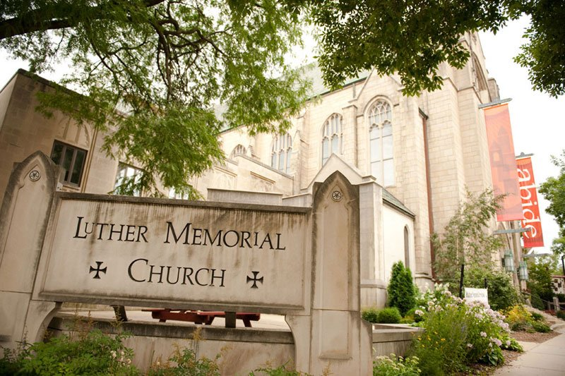 luther memorial church wedding madison wi
