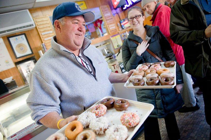 Ann Arbor Food Tour Photos creamery