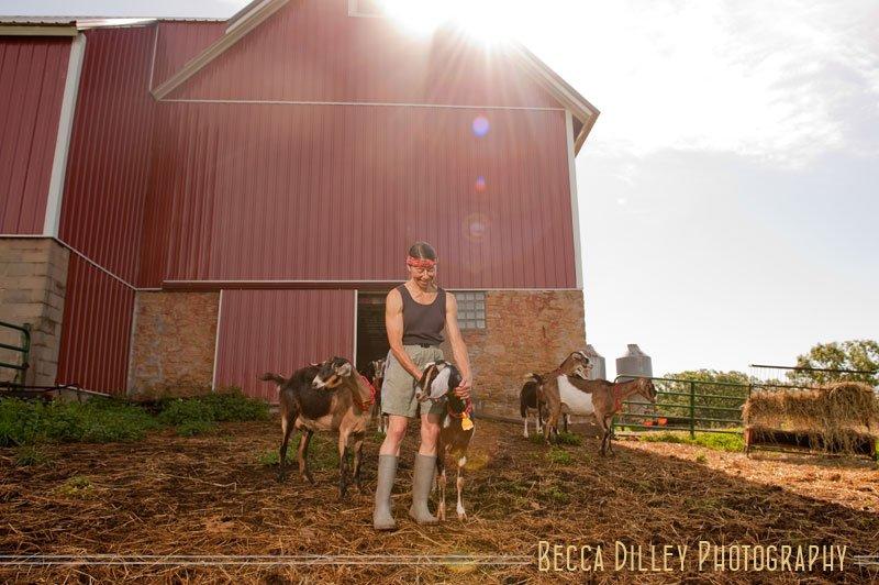 Diana Murphy Wisconsin artisan cheesemakers editorial portraits