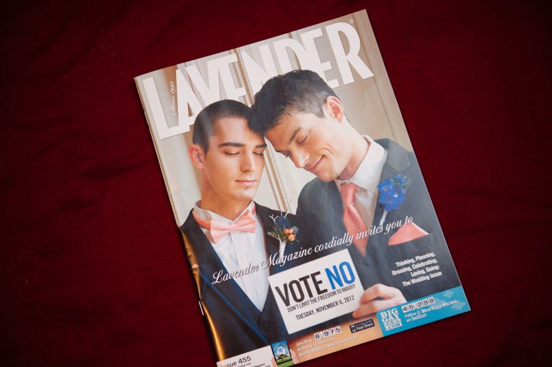 editorial photographer same sex wedding issue