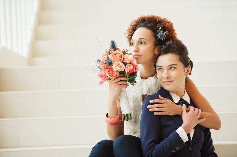 Lavender Magazine Wedding Issue  Minneapolis Wedding Photographer Becca Dilley Photography