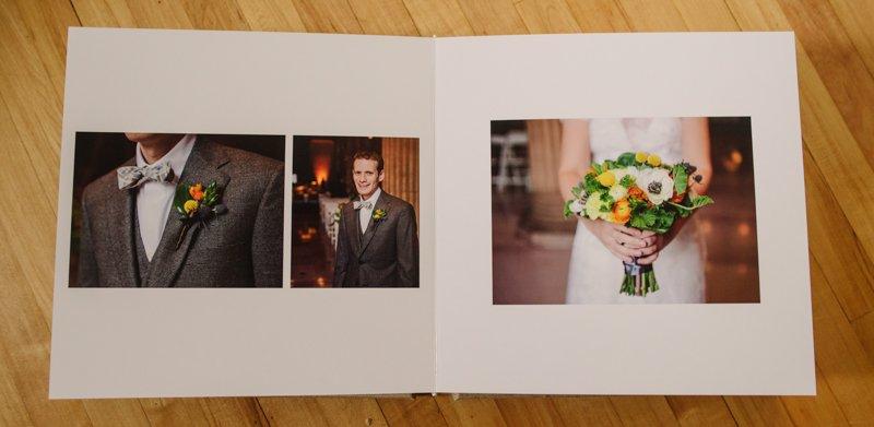 jj hill library linen wedding album st paul mn