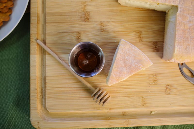 Le Frere cheese Crave Brothers Cheese photos featured in Culture Magaine