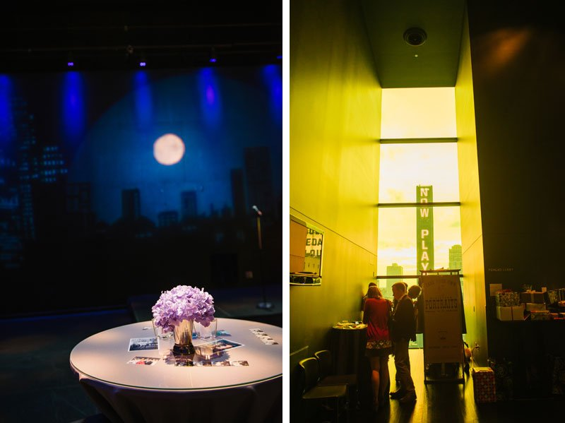 Guthrie theater wedding reception