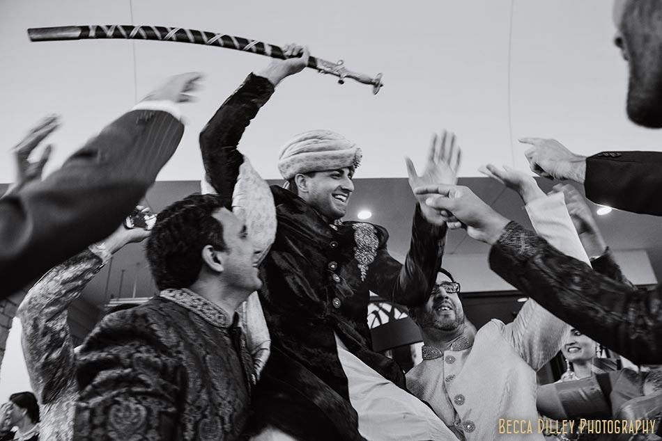 dancing minneapolis indian wedding afghan