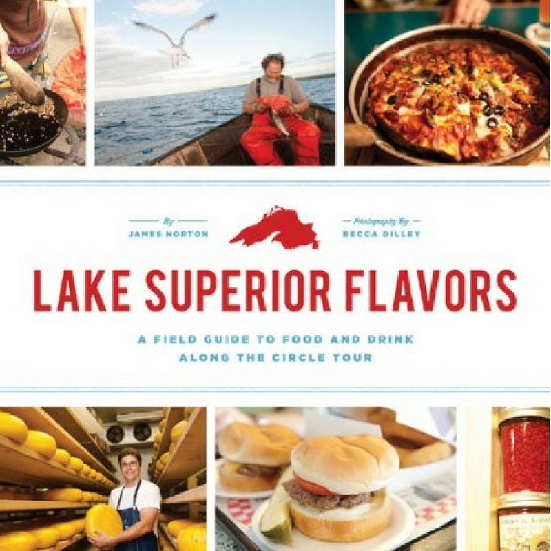 co-author Lake Superior Flavors