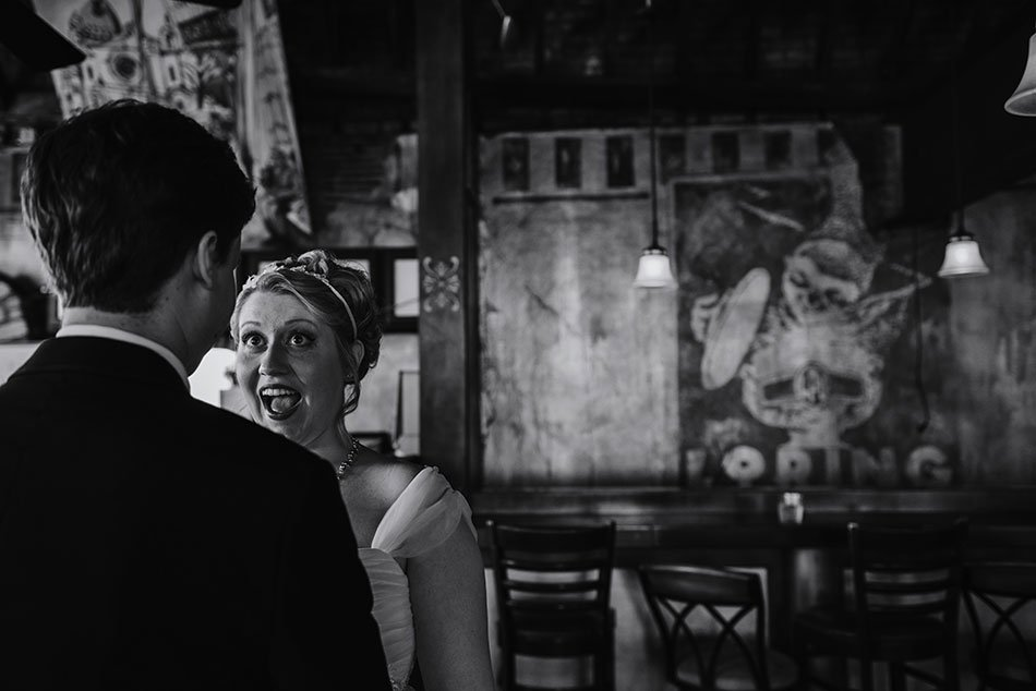 minneapolis wedding photographer fun photos