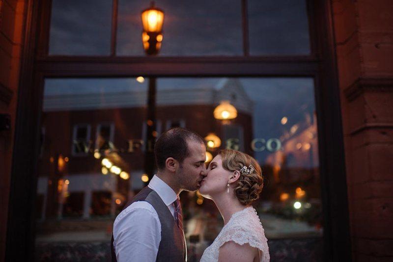 wedding at wa frost photographer st paul mn