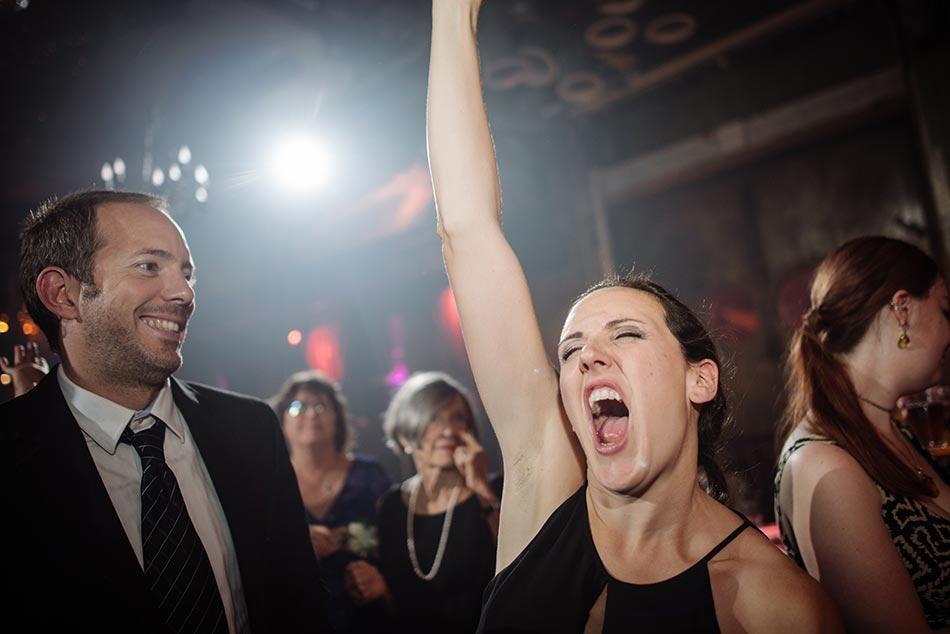 dancing Varsity Theater wedding reception Minneapolis mn photographer