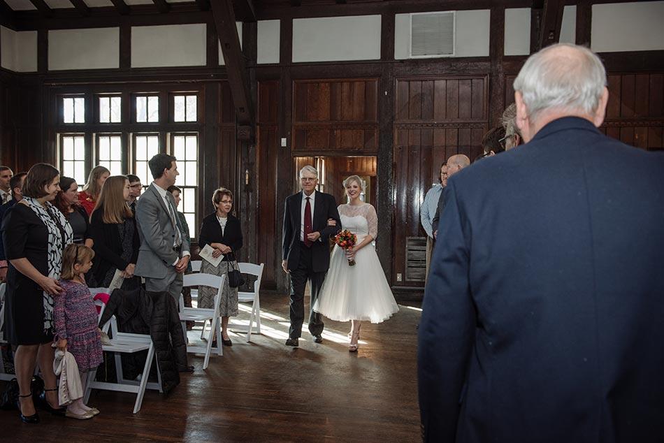 bride and father Theodore Wirth Wedding Minneapolis