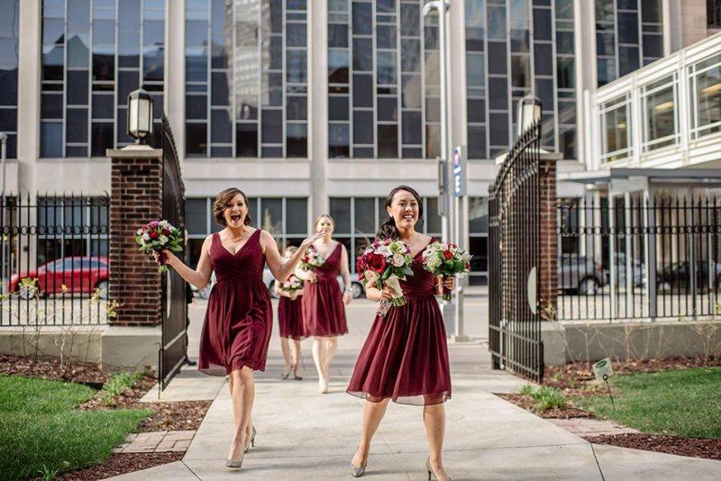 photojournalism Wedding at Minneapolis Club