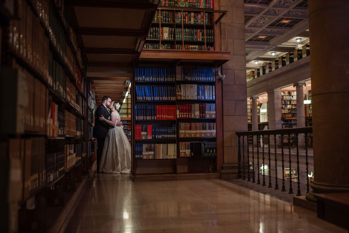 intimate bride and groom jj hill library wedding st paul photographer