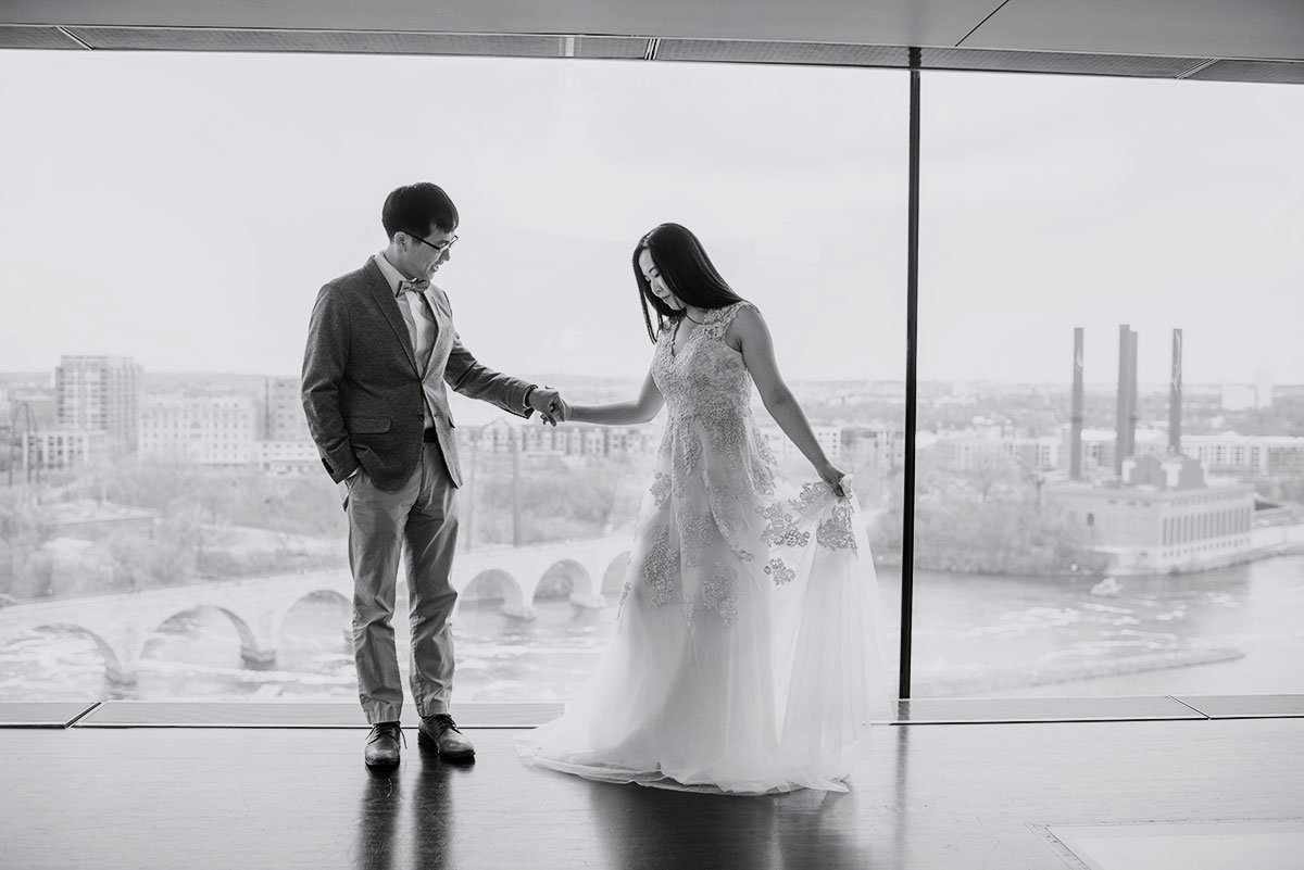 Guthrie theater engagement Minneapolis