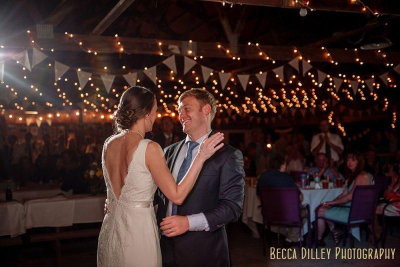 Norskedalen driftless WI wedding