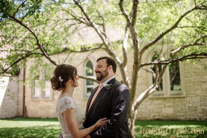 Minneapolis Campus Club Wedding
