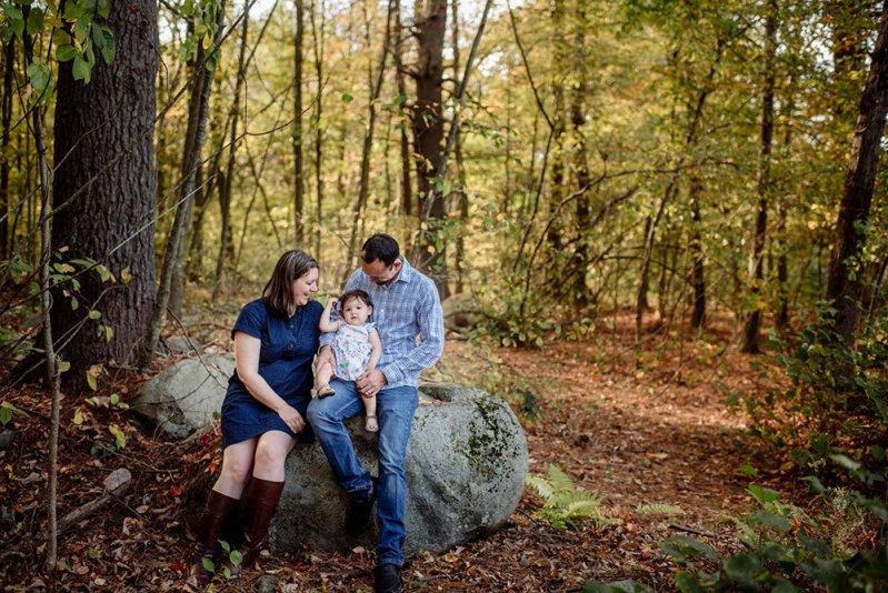 Boston destination family portrait photographer