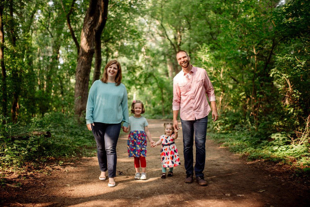 2017 favorite photos best Minneapolis photographer family portraits woods