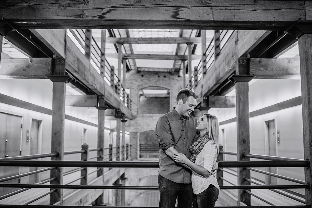 Minneapolis warehouse district engagement