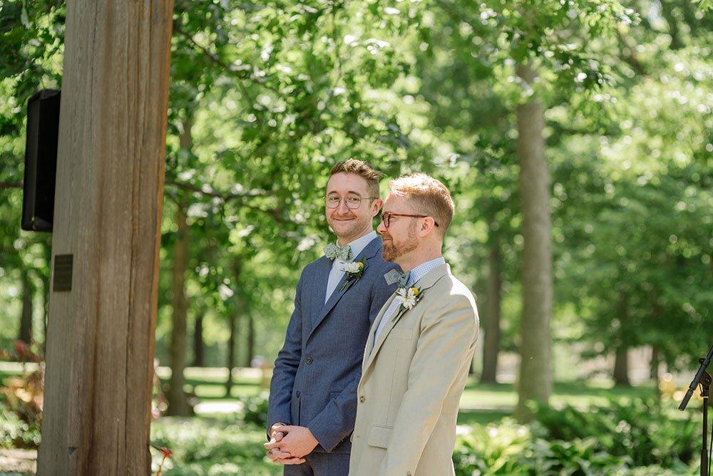 St Olaf College Wedding