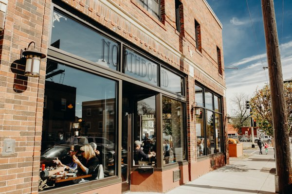 Northbound Smokehouse also boasts an excellent patio - where to send your out of town guests for lunch