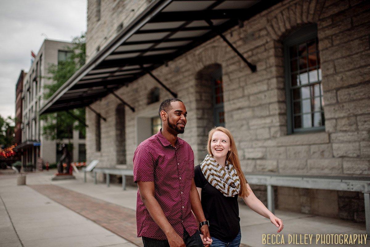 Minneapolis engagement photographer