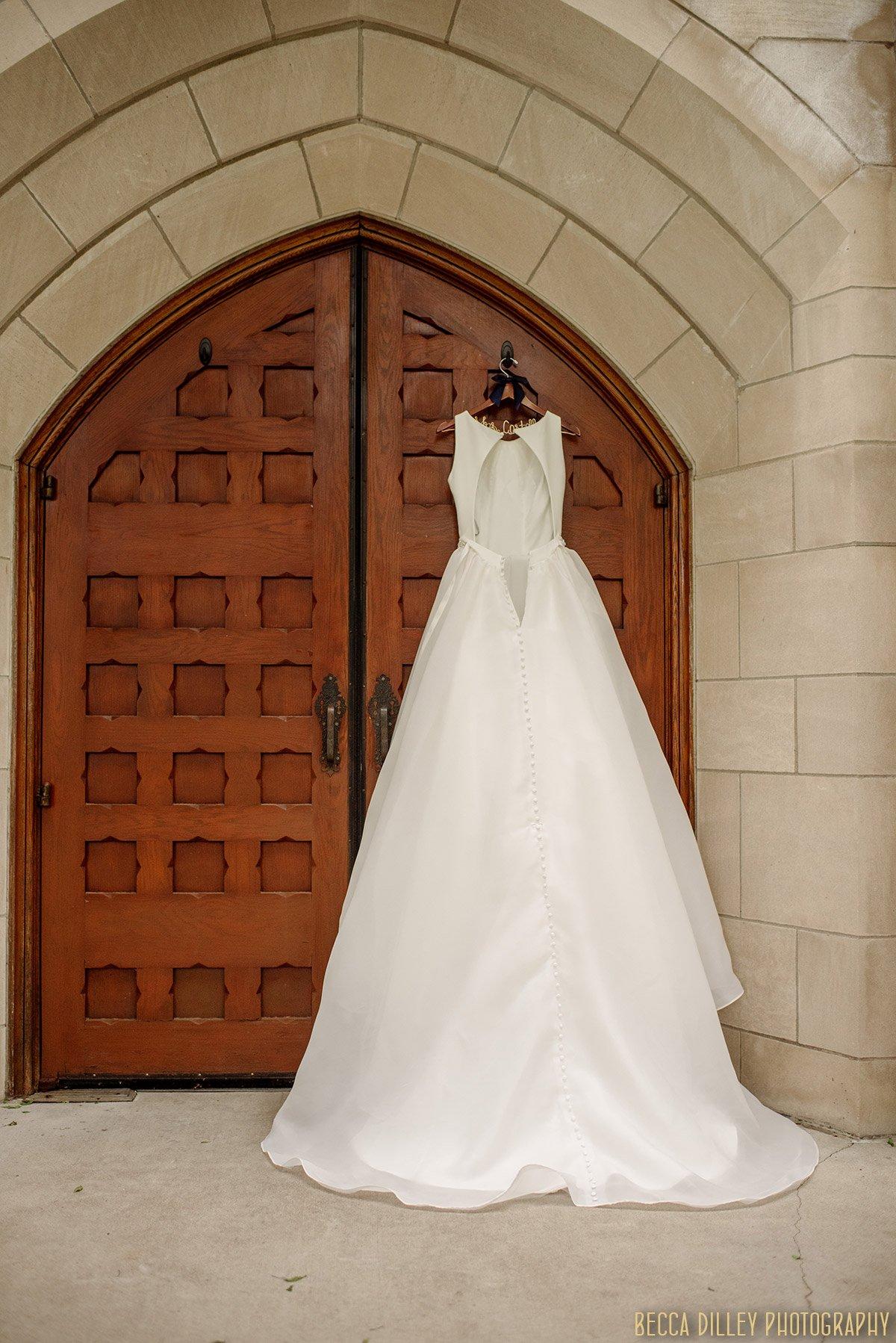 Minneapolis wedding at St Stephens Church, edina