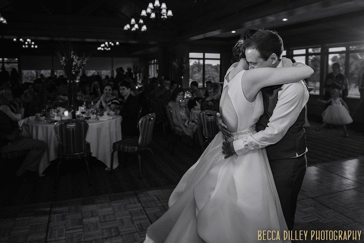 Minneapolis country club wedding