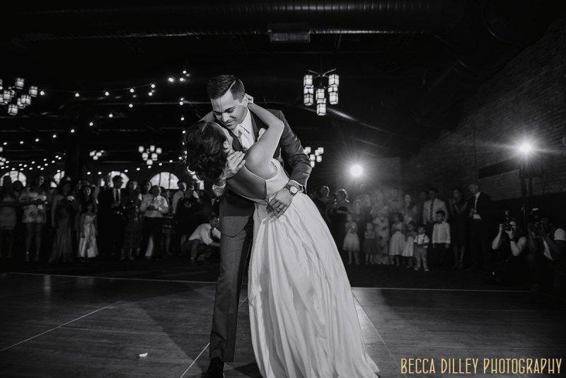 Minneapolis Nicollet Pavilion Wedding